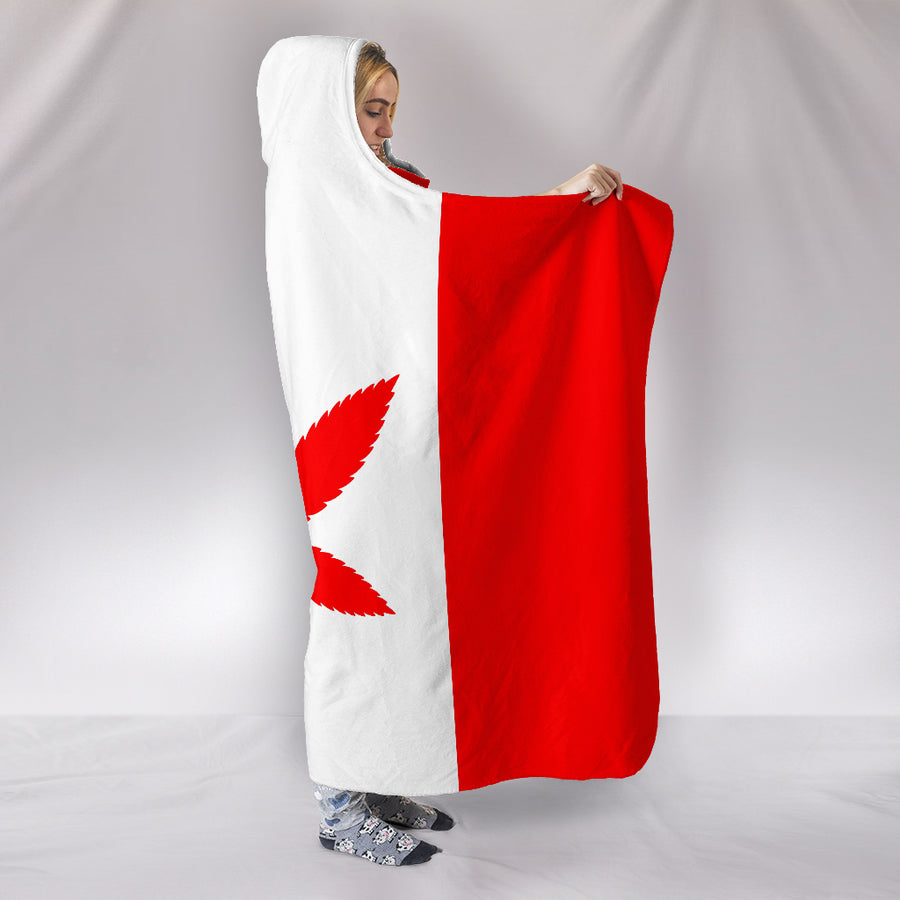 Canada 2018 - Hooded Blanket