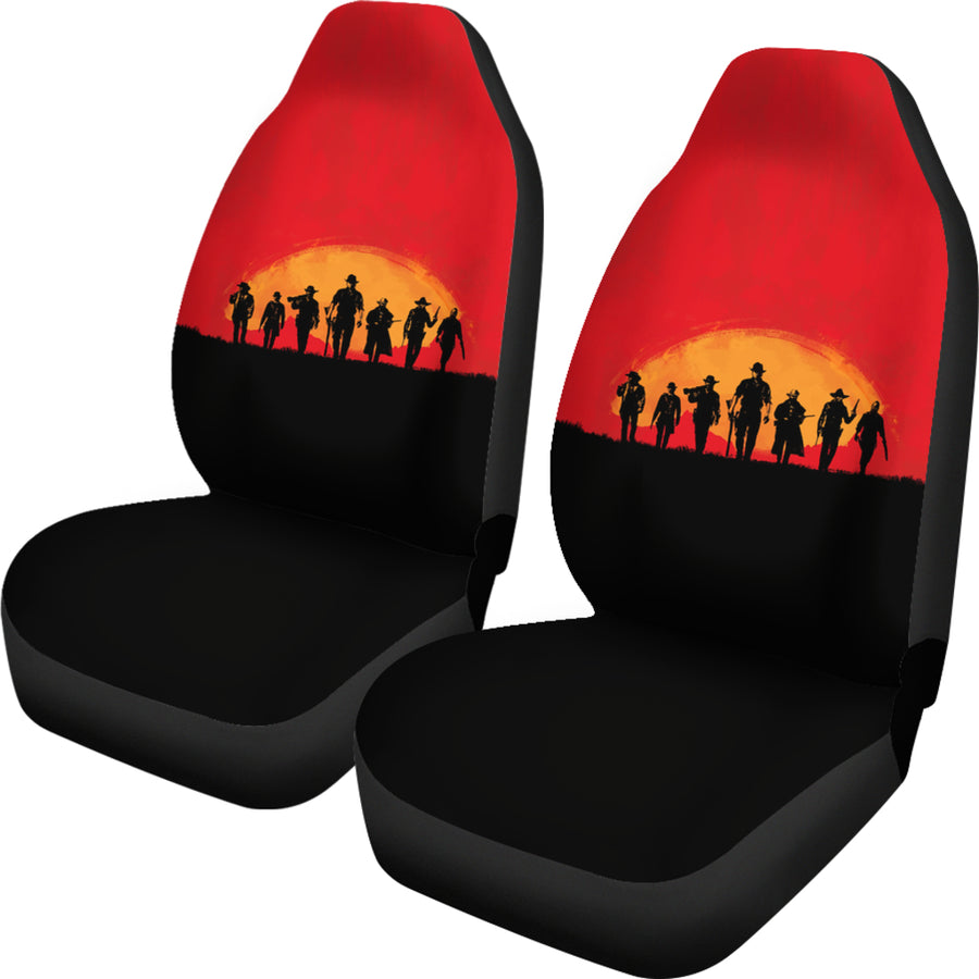 Red Dead Redemption 2 - Car Seat Covers (Set of 2)