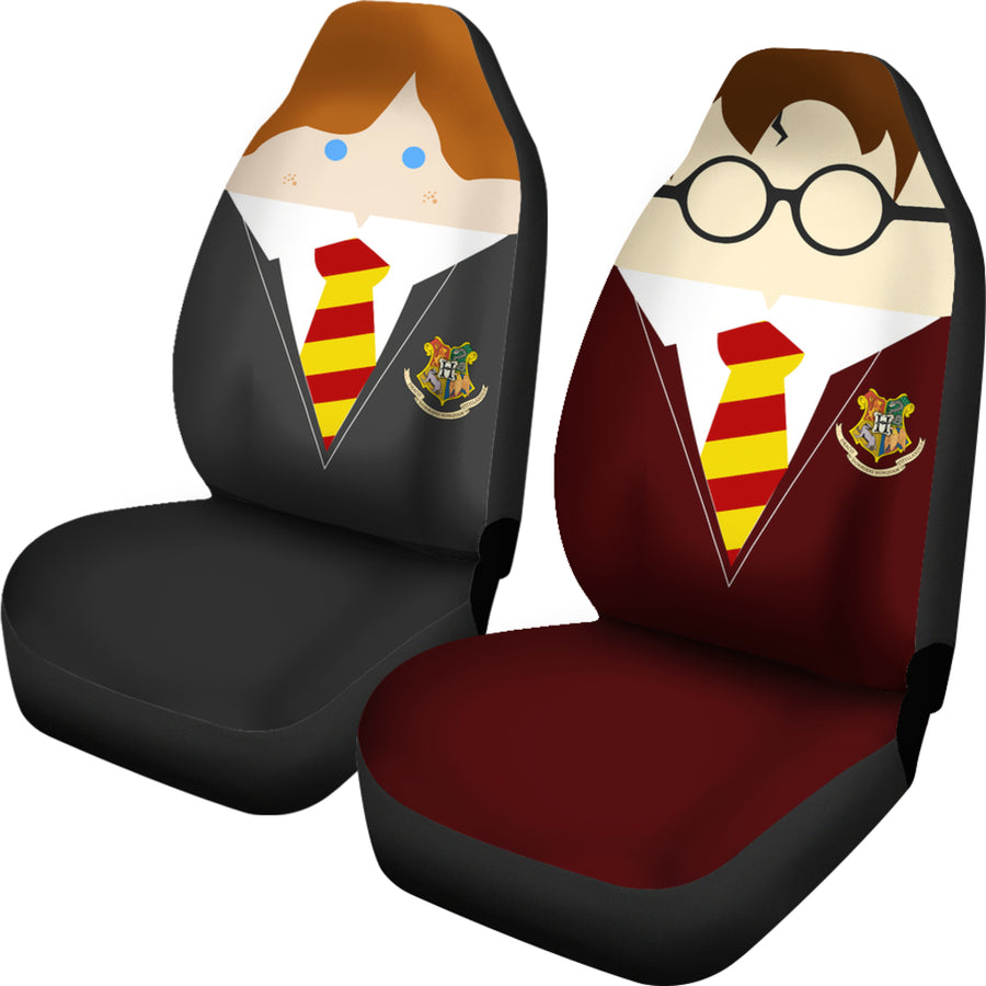 Harry Potter - Car Seat Covers - (Set of 2)