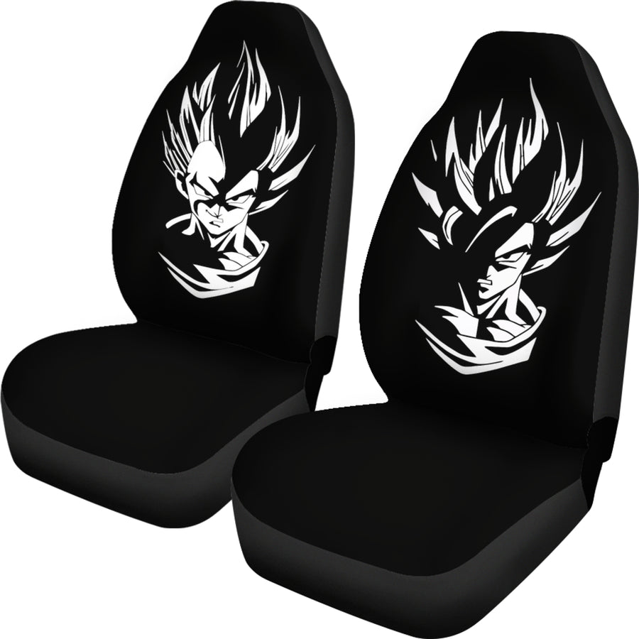 Dragon Ball - Car Seat Cover - (Set of 2)