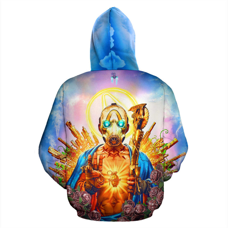Borderlands 3 - Zip-Up Hoodie