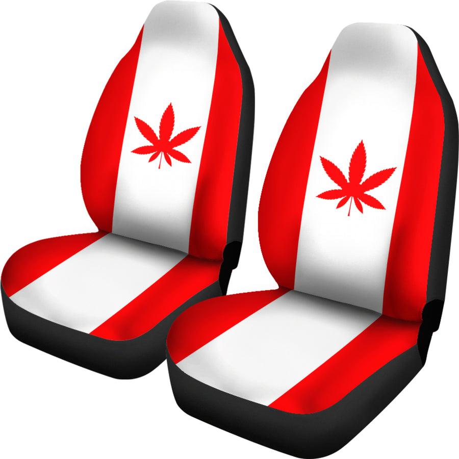 Canada 2018 - Car Seat Covers (Set of 2)