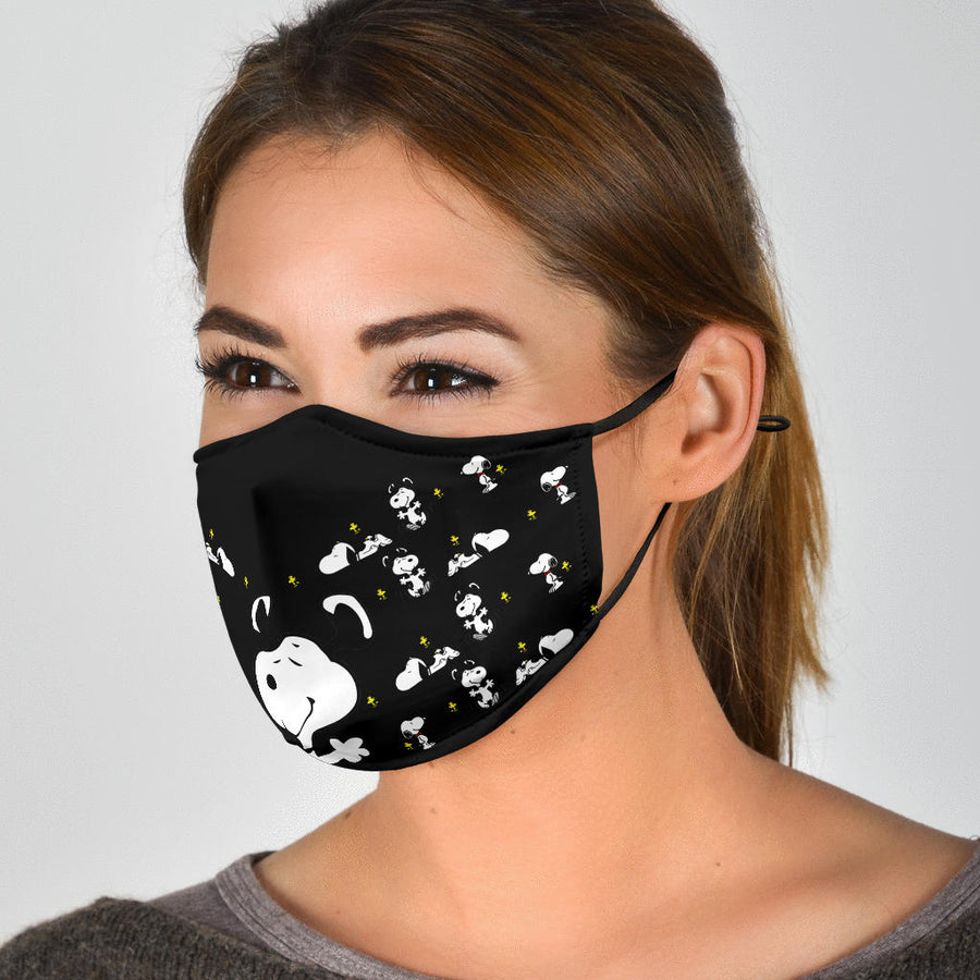Snoopy - Face Mask