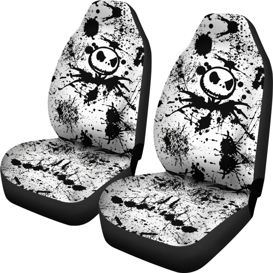 Jack Skellington - Car Seat Covers (Set of 2)