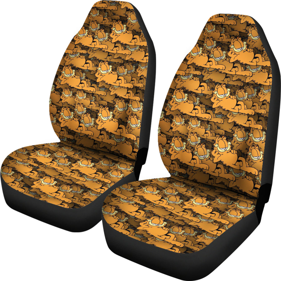 Garfield - Car Seat Covers (Set of 2)