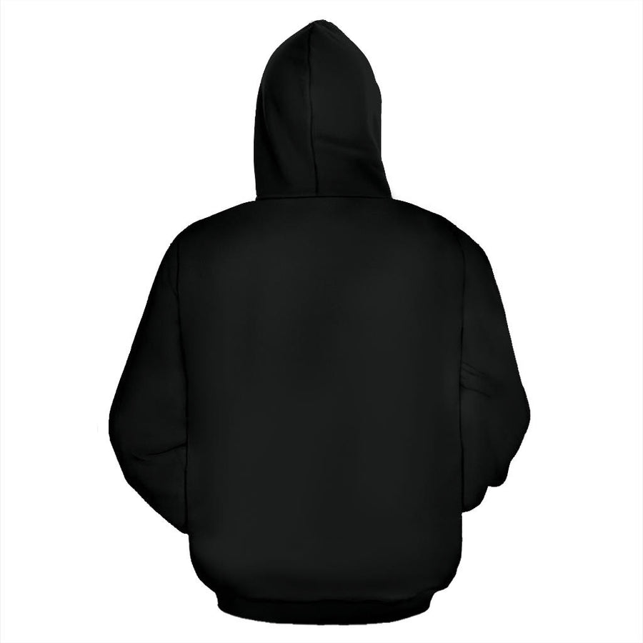 Peaceful Snoopy - Zip-Up Hoodie