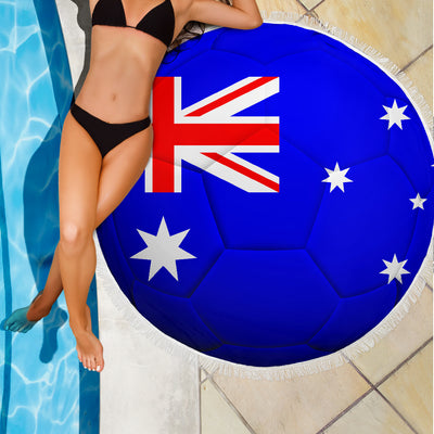 Australia World Cup  - Beach Blanket