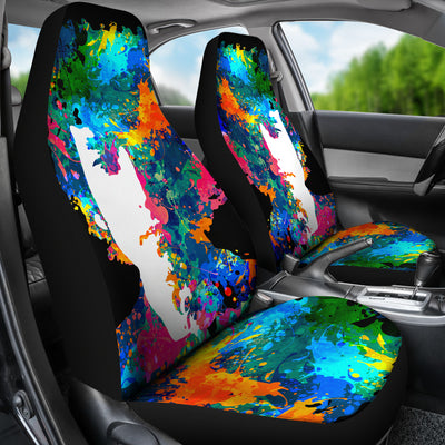 Bob Dylan - Car Seat Covers (Set of 2)