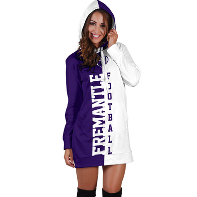 Fremantle Football - Hoodie Dress