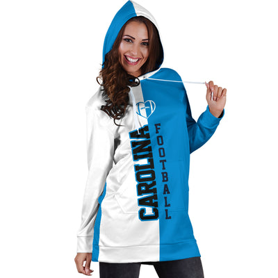 Carolina Football - Hoodie Dress