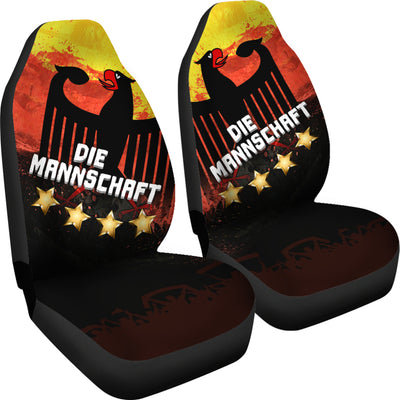 Germany World Cup - Car Seat Covers