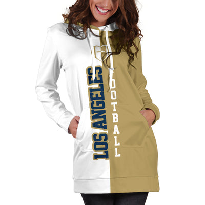 Los Angeles Football - Hoodie Dress