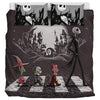 Nightmare Before Christmas Abbey Road - Bedding Set