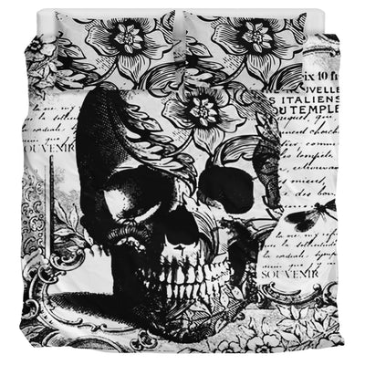 Skull - Bedding Set