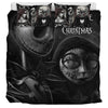 Nightmare Before Christmas Jack And Sally - Bedding Set