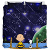 Snoopy and Peanut - Bedding Set