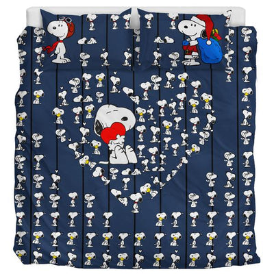Snoopy Love - Bedding Set