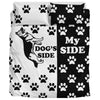 Dog's Side German Shepherd - Bedding Set