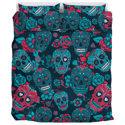Sugar Skull - Bedding Set