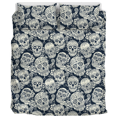 Sugar Skull v2 - Bedding Set