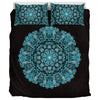 Spiritual Black V2 - Bedding Set