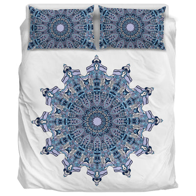 White Spiritual v1- Bedding Set