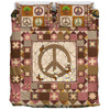 Peace Symbol - Bedding Set