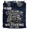 You and Me II - Bedding Set