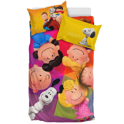 Snoopy Family - Bedding Set