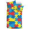 Autism Awareness V2 - Bedding Set