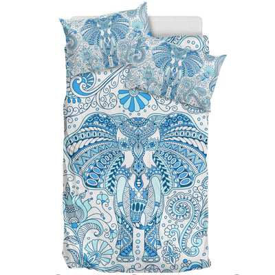 Mandala Elephant - Bedding Set