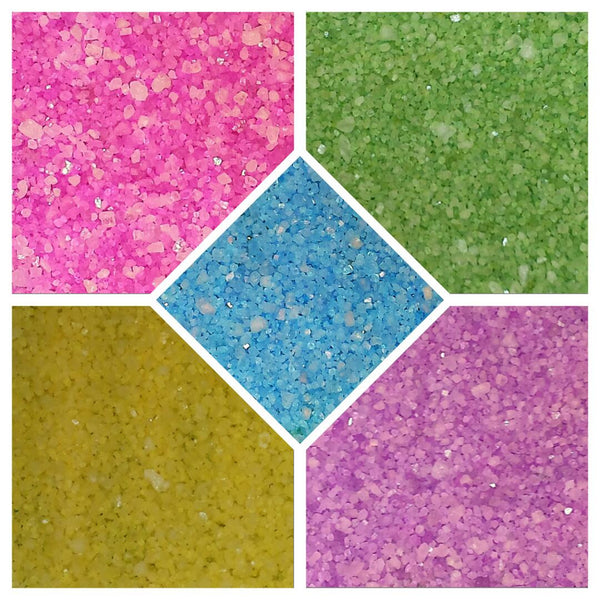 Bath Bomb Colourant Series