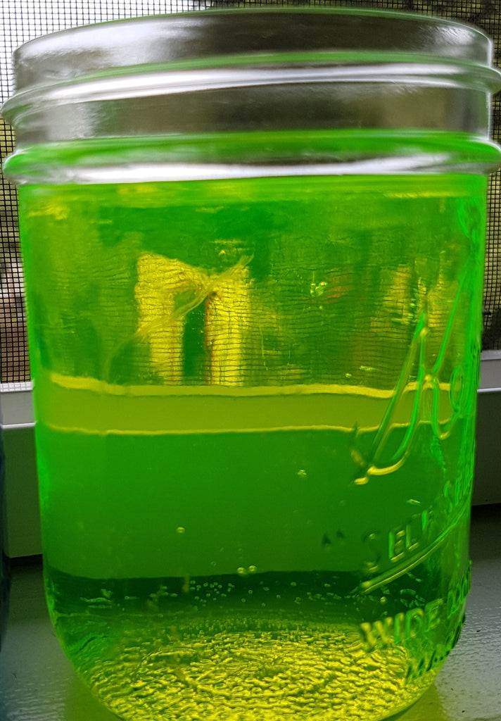 Zombie Blood (fluorescent green)