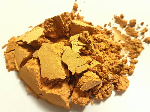 Smooth Satin Gold Shimmer