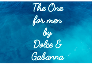 The One for Men by Dolce & Gabanna