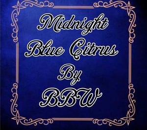 Midnight Blue Citrus by BBW