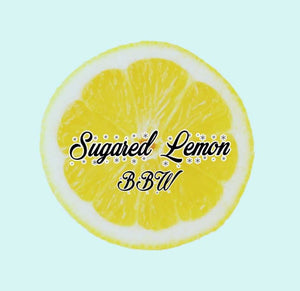 NEW! Sugared Lemon BBW