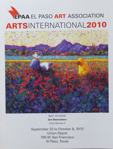El Paso Arts International Catalog 2010