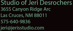Contact information for Jeri Desrochers