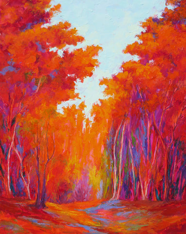 Fall Harmony - SOLD