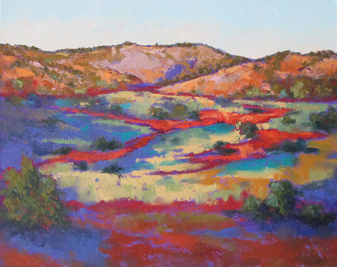 New Mexico Colors - SOLD