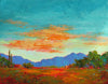 Turquoise Sky VIII - SOLD