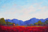 Valley Skies III- SOLD