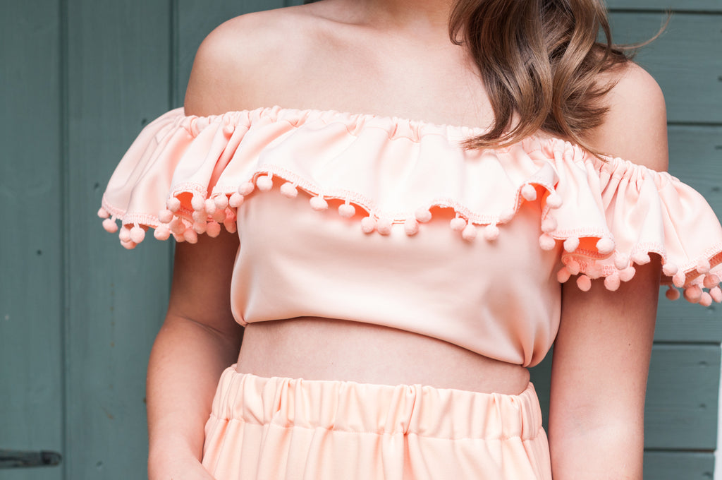 Peach Dream Co-ord