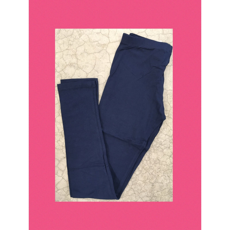 "Long Cotton Legging's 28"" Inseam - Barbara's Boutique"