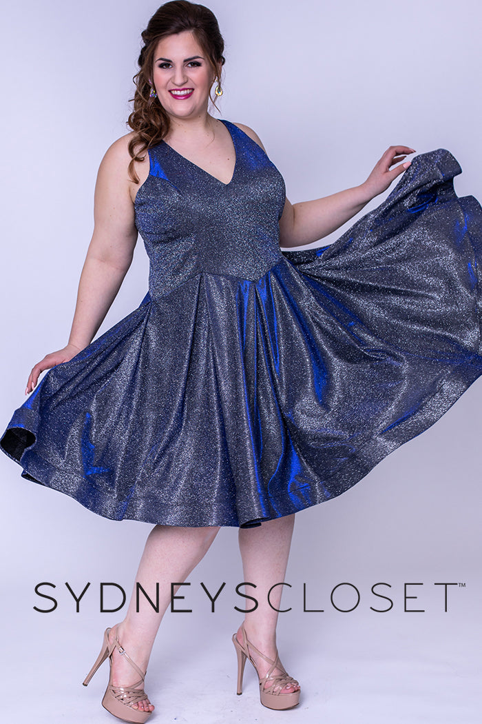 FLY ME TO THE MOON PARTY DRESS - Barbara's Boutique