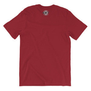 NXT scope unisex t-shirt (logo on back)
