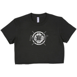Nxt Logo Short Sleeve Crop Top