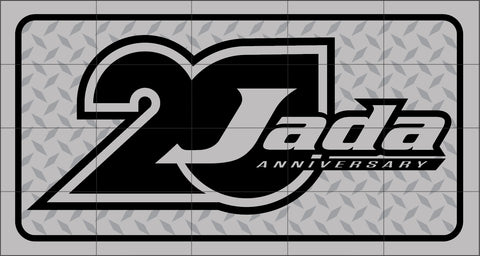 Jada 20th Anniversary Diecast Cars