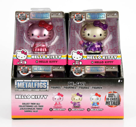 "Hello Kitty 2.5"" Figures"